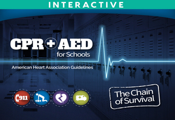 CPR and AED for Schools accutrain connect