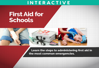 First Aid for schools AccuTrain Connect
