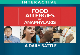 Food-Allergies-and-Anaphylaxis-AccuTrain Connect site