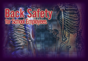 Back Safety For School Employees