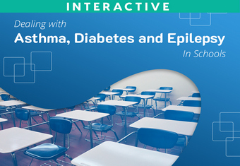 Dealing With Asthma, Diabetes And Epilepsy In Schools site